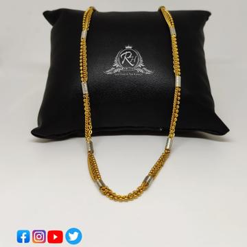22 carat gold antiq chin RH-CH630