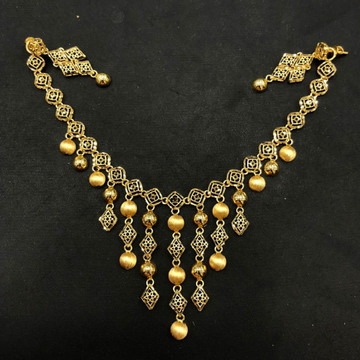 Designer Turkish Necklace Set by