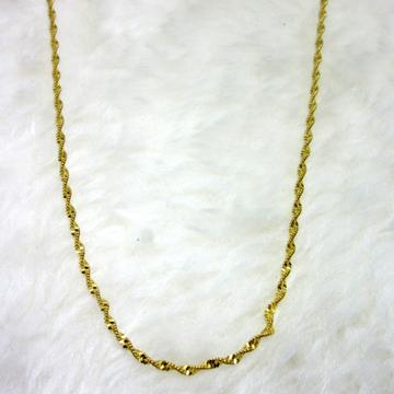 Gold Classic Disco Chain