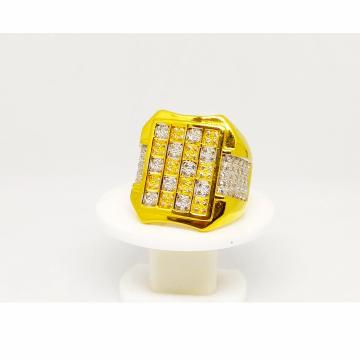 22 K Gold Fancy Ring. NJ-R0736