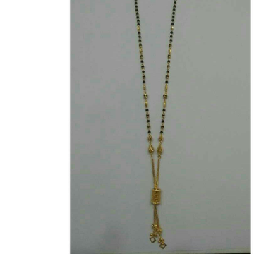 916 Gold Delicate  Mangalsutra Chain