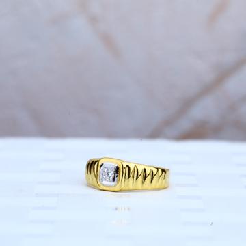Gold Kids 22K Ring-KR63