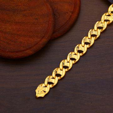 916 Gold Exclusive Fancy Bracelet MPB160