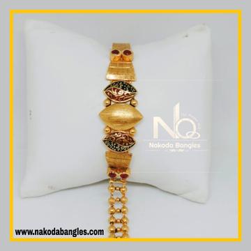 916 Gold Antique Bracelet NB - 559