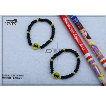 18 carat gold Kids nazariya elastic batman nzg0009 by