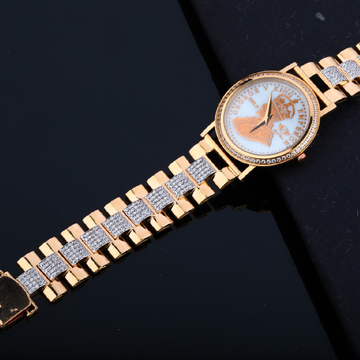 18K Rose Gold Exclusive Mens Watch-RMW04