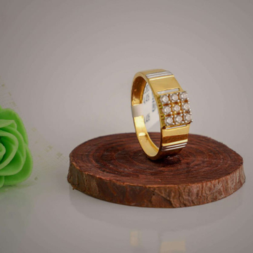 fancy casting unique Ring by Aaj Gold Palace