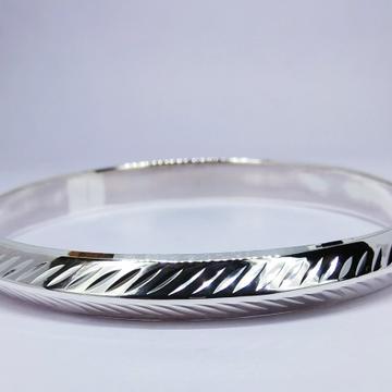 92.5 sterling silver hollow kada Ml-020
