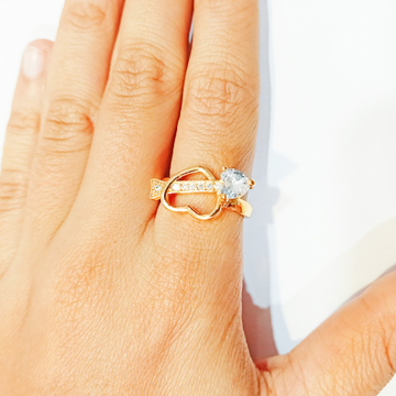 velentien special gift ring by J.H. Fashion Jewellery