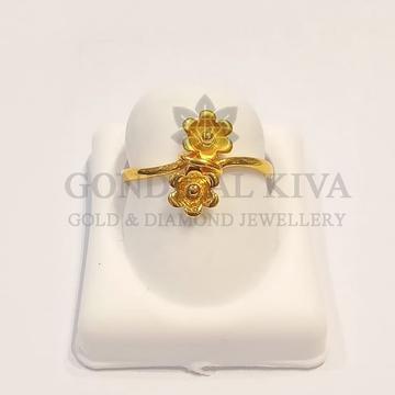 22kt gold ring glr-h57
