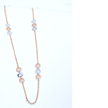 18KT Rose Gold delicate special anniversary gift Chain for Ladies CHG0387
