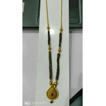 22K/916 Gold Antique Mangalsutra