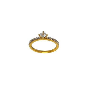 22K Gold Modern Ladies Ring MGA - LRG1171