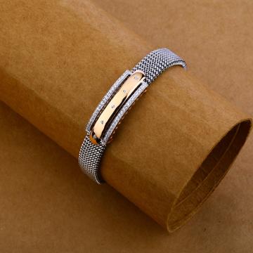 18kt Rose Gold Stylish Bracelet MLB140