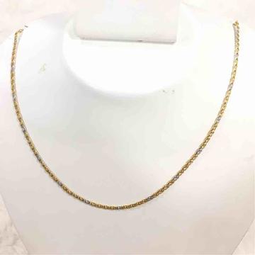 916 Gold Stylish Ladies Turki Chain