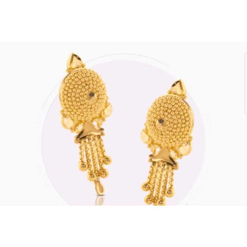 22 Ct Design Earrings