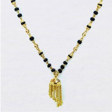 916 Gold Kidiya Ser Dokiya Mangalsutra SK-M004 by