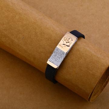 18ct Rose Gold Classic Bracelet MLB130
