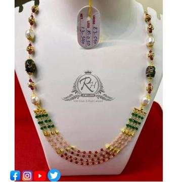 22 carat gold traditional mangalsutra RH-MN560