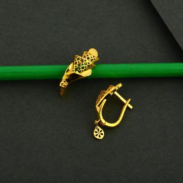 750 Gold Hallmark Stylish  Bali LFB18