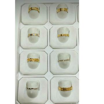 Gold nakshi dijain Ring by