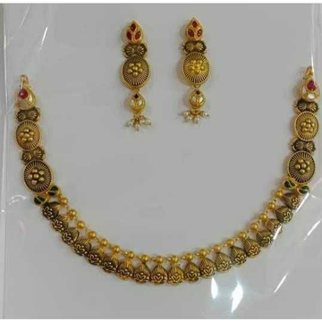 22ct Fancy Necklace by Vipul R Soni