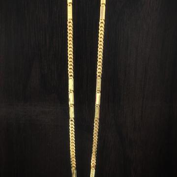 Fancy handmade 916 gold chains