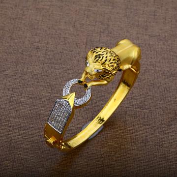 Lion Gold Mens Kada-MKB08