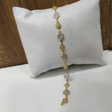 looks great bracelet 916 by Parshwa Jewellers