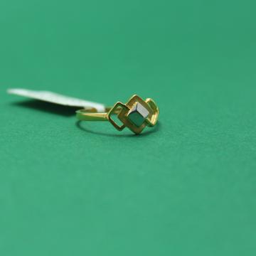 916 Hallmarked Stunning Ladies Ring by Simandhar Jewellers