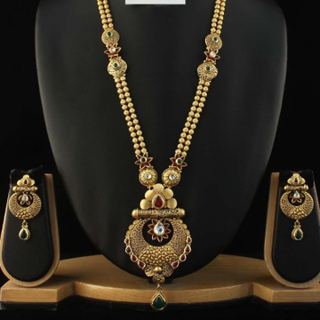 22K Antique Long Set