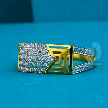 22ct Gold Work Were Gents Ring