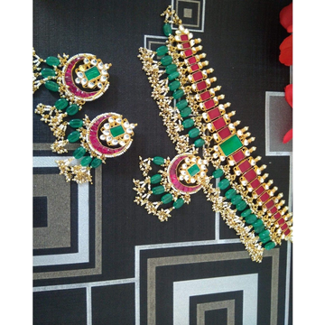 Jadtar necklaces 1835