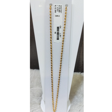 22 KT VARTICAL FOOTBALL MALA
