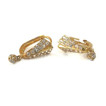 18K Gold Earrings MGA - GB0016