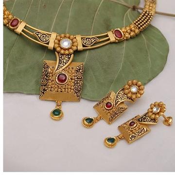 antique necklace set 916 by