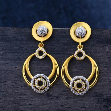 916  Women's CZ Stylish Earring Jhummar LJE139