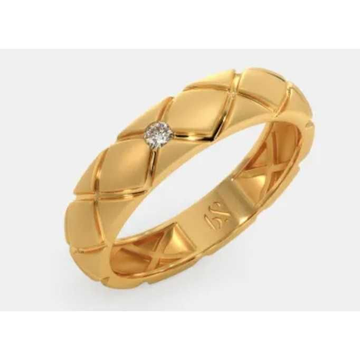 22 CT Fancy Gent's Ring by Vipul R Soni