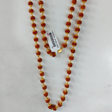 rudraksh mala 916 by Parshwa Jewellers