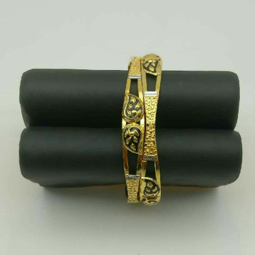 22kt/916 Gold Fancy Ladies Kada