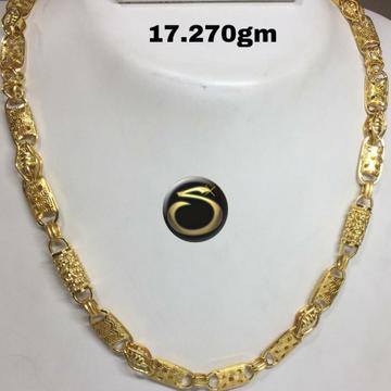 916 Gold Indo italian Chain SC-JN7799