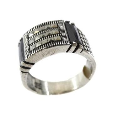 925 sterling silver ring mga - sr0035