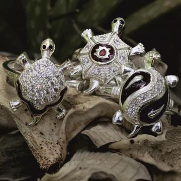 silver Totrisse Ring RH-SLR01