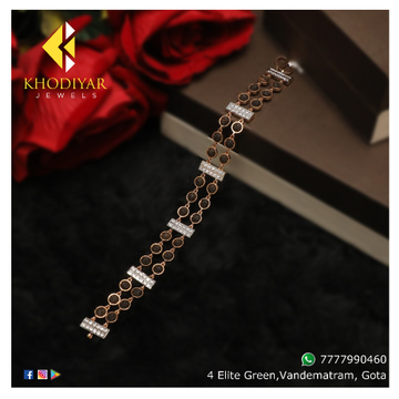 Rose Gold Rudraksh Lucky