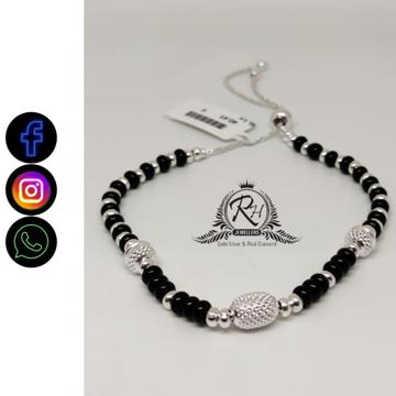 silver classical anklest bracelet RH-LB468