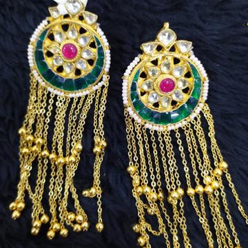 designer earrings#741