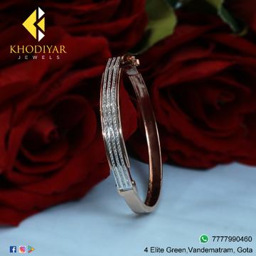916 Gold CZ designer Bracelet KJ-B016