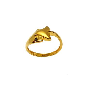 22K Gold Fancy Ring MGA - LRG1056
