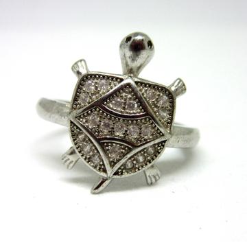 Silver 925 tortoise ring sr925-40