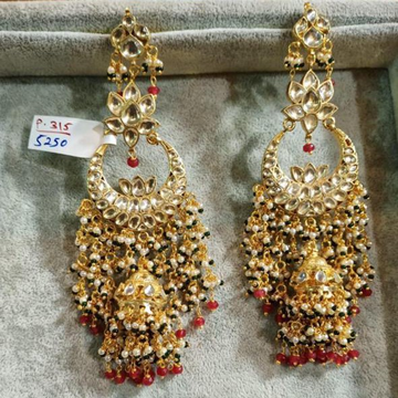 Trending Kundan Earrings